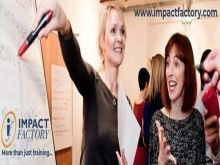 Presentation Skills Course – 29th October 2020 – Impact Factory London