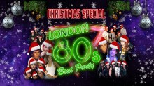 Christmas 80s Boat Party