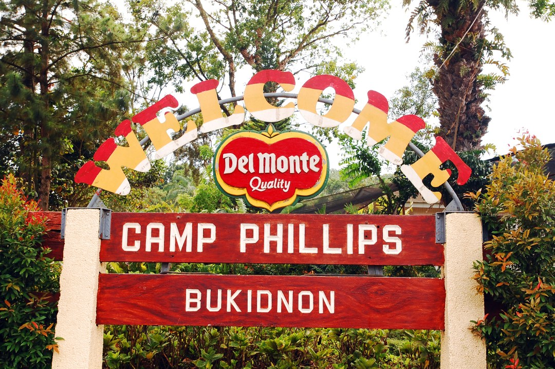 Camp Philips, Bukidnon The Home of Del Monte Pineapples