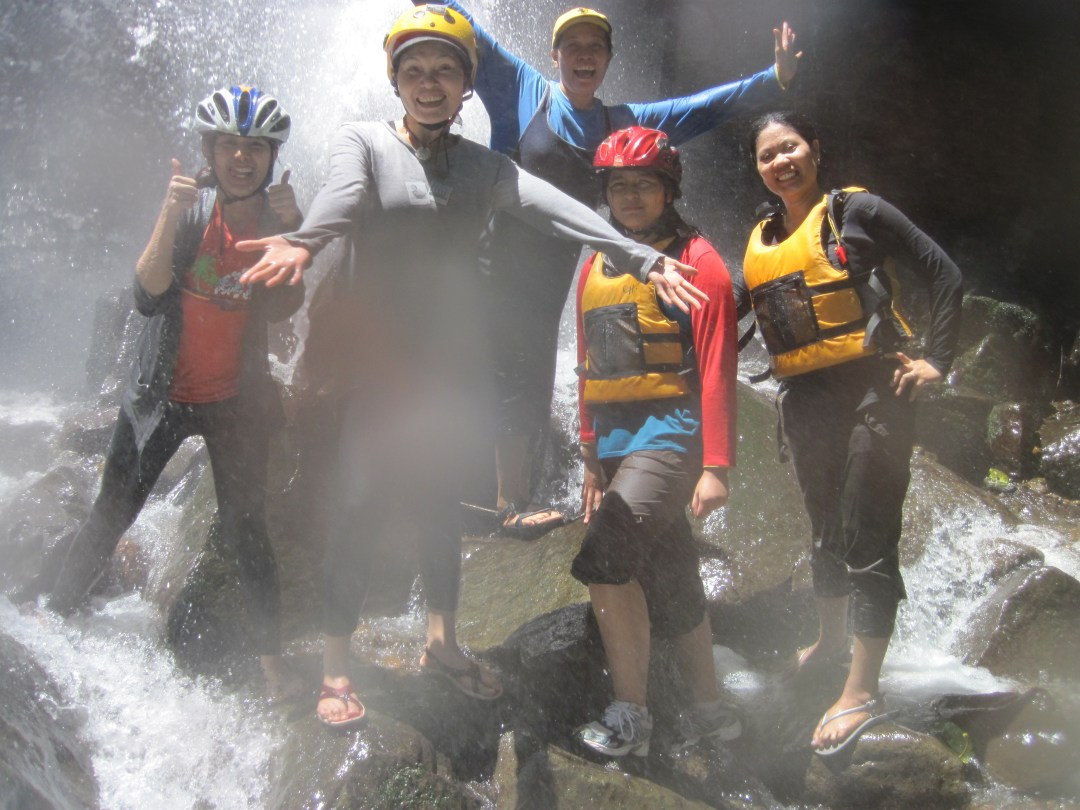 Bukidnon Waterfalling and Rainforest Trek