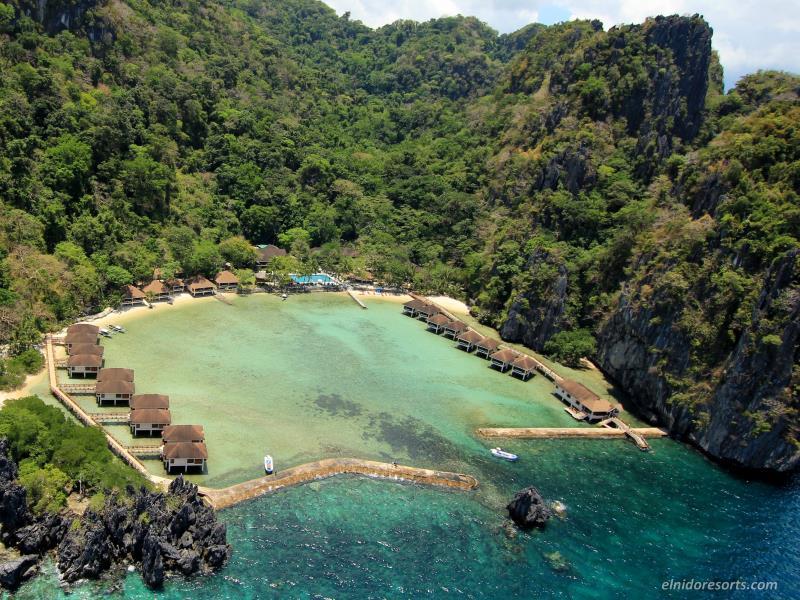 El Nido Resorts Lagen Island / El Nido, Lagen Island, Palawan