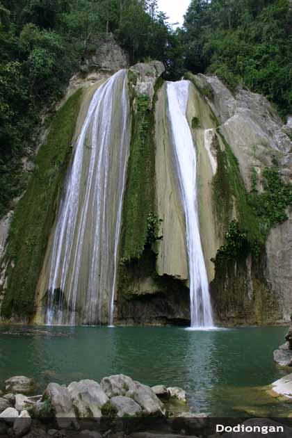Iligan Tour: Dodiongan Falls