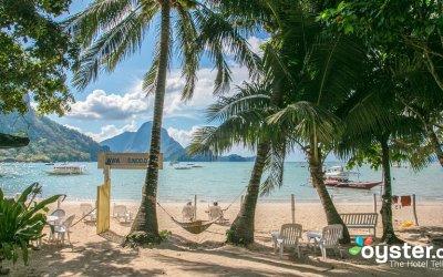 Marina Garden Beach Resort / El Nido, Palawan