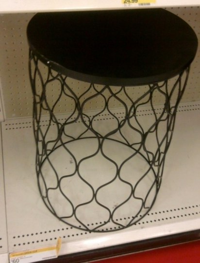 drum side table, home decor at Target