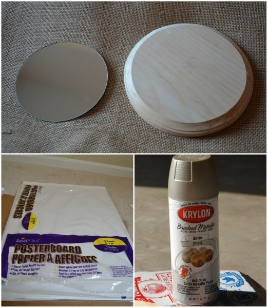 Whats Ur Home Story: how to make a sunburst mirror