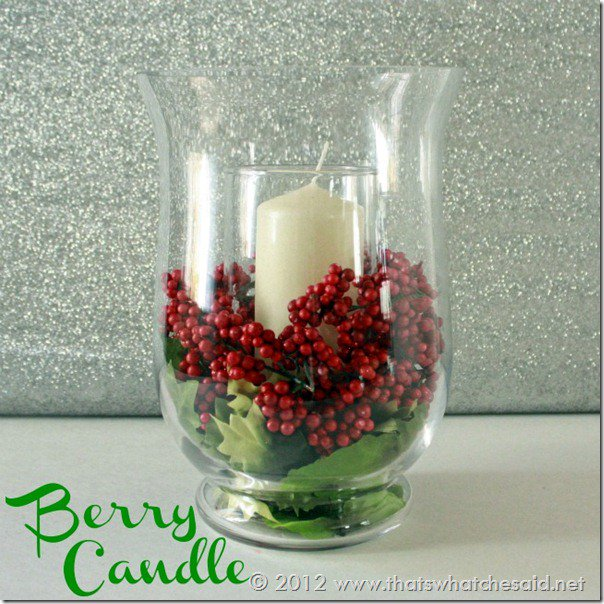 Berry-Candle-Centerpiece