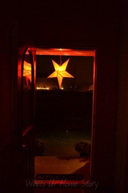 Whats Ur Home Story: Christmas Lantern