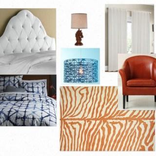 Same Look 4 Less – Elegant Girl Bedroom