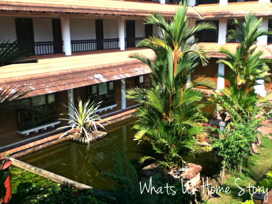 Whats Ur Home Story: Kadavu resort Kozhikode