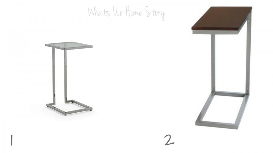 Whats Ur Home Story: Contemporary side table