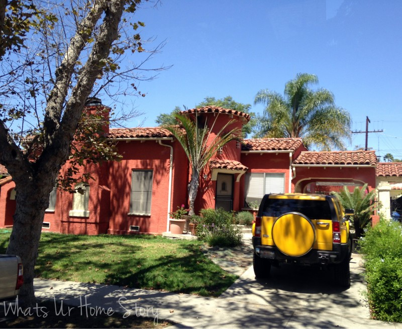 Spanish Colonial Revival style