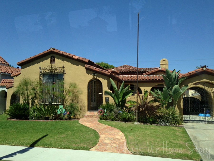 LA's Spanish Colonial Revival Homes