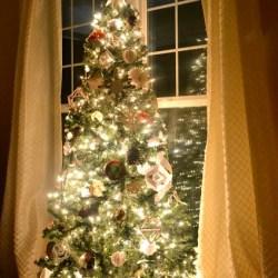Handmade Christmas Ornaments Tree