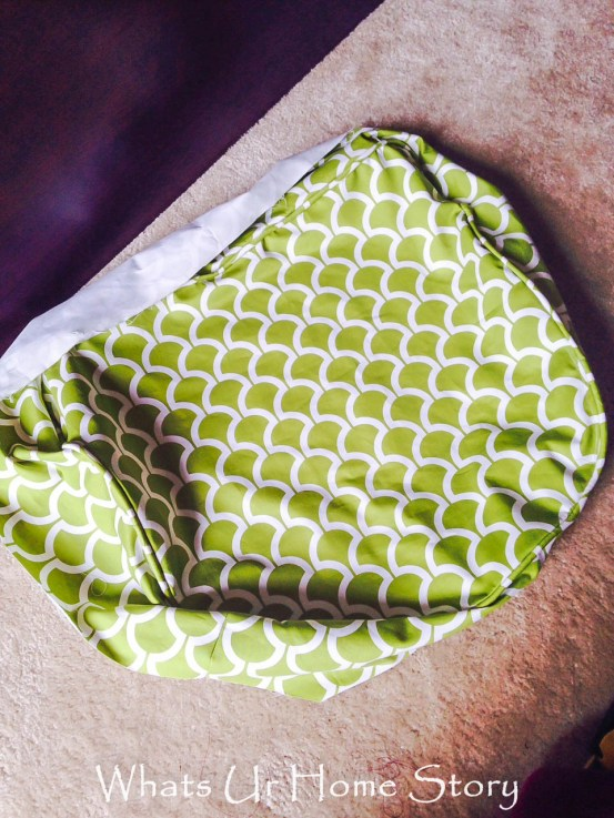 how to sew a seat cushion, sew a seat cushion with piping, How to Sew a Seat Cushion with Piping