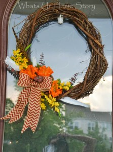 Simple fall wreath-0396