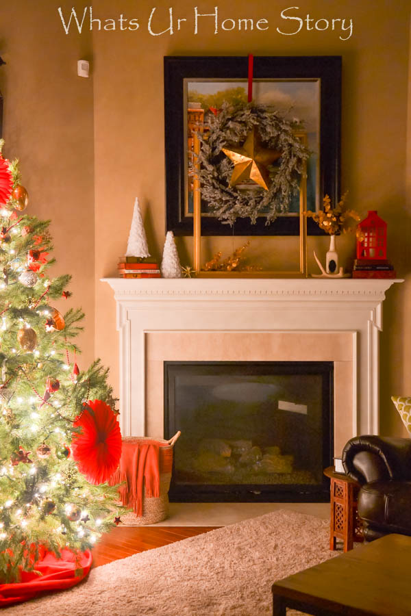Holiday hosting tips-Holiday Mantel, Holiday entertaining, entertaining