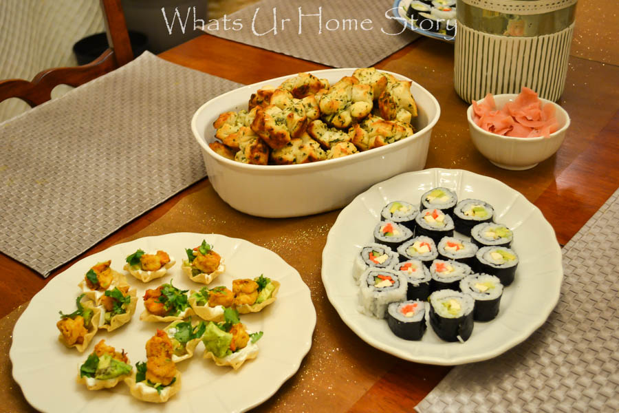 International Themed Holiday Party, Holiday Entertaining, holiday recipes, entertaining, easy recipes