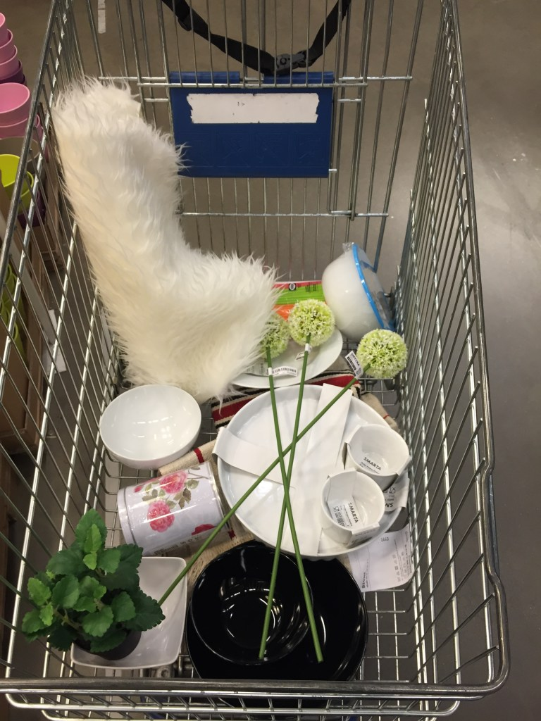 IKEA shopping in half an hour - Tips on how to make IKEA shopping faster