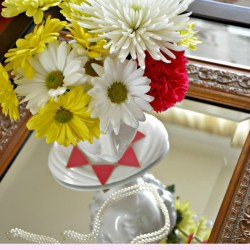 simple ways to add spring touches to your home