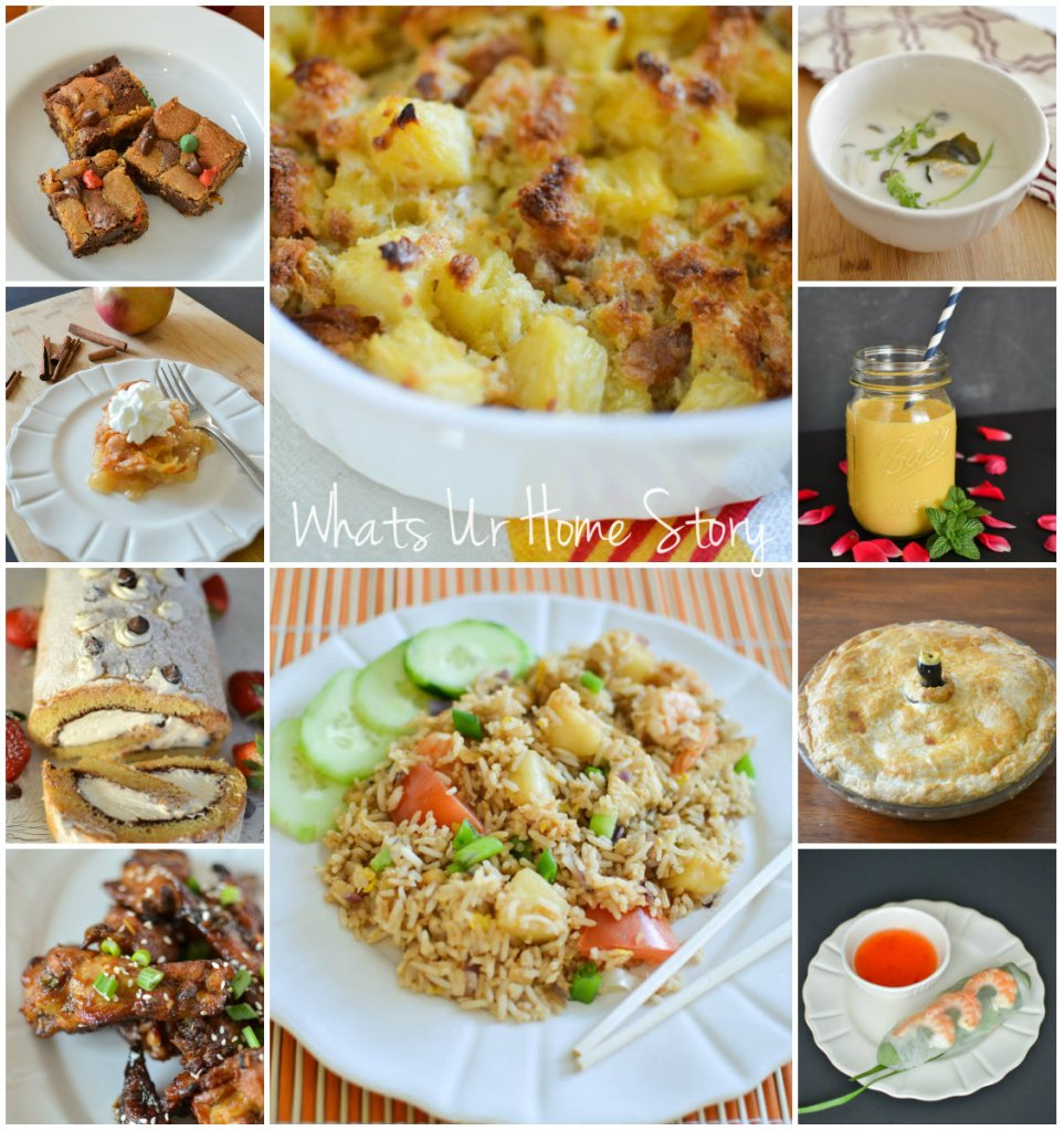 Whats Ur Home Story 2015 Recipes