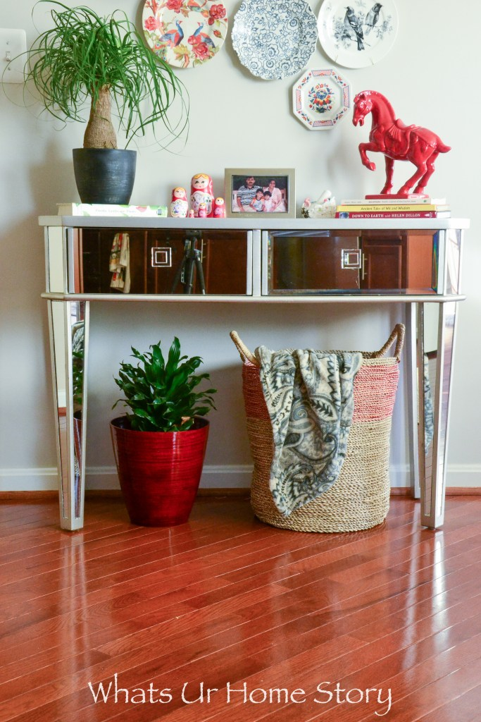 How to repair cracked mirrored drawer or mirrored furniture