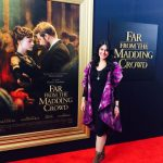 Red Carpet at the Far From The Madding Crowd Premiere