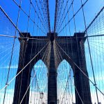 Running║Brooklyn Bridge║Financial District
