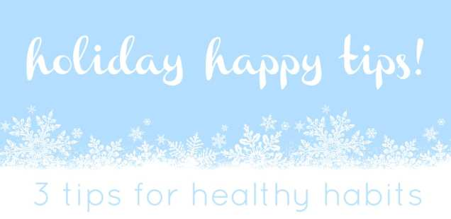 3 Ways in Finding Your Holiday Happy!