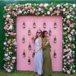 The Best Dressed at Veuve Clicquot Polo Classic | Inside the Rosé Garden