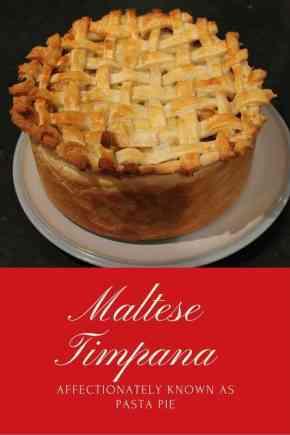 Maltese Timpana