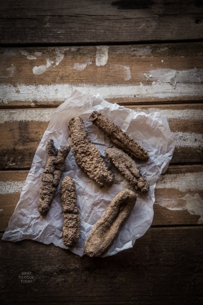 How to rehydrate and clean sea cucumber