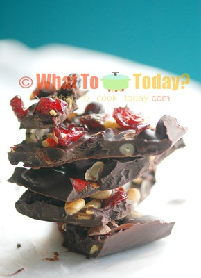 CHOCOLATE ROCKY ROAD