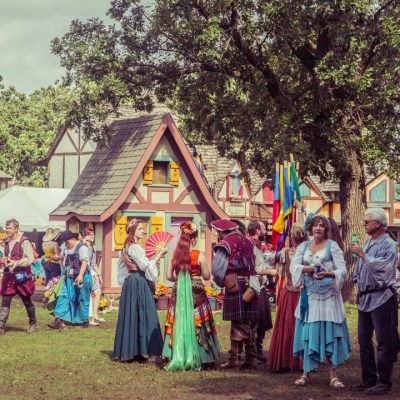 Renaissance Fair Photo Essay