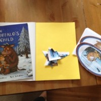 Gruffalo activities for world book day