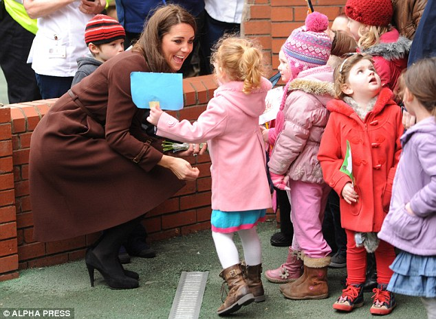 Maybe if I had been able to visit with a Duchess on Valentine's Day I wouldn't hate Valentine's Day?
