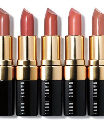 Royal Beauty Bag: Bobbi Brown Lipstick