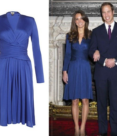 """What Would """"Just Kate"""" Wear? The Duchess's Fashion Rules"""