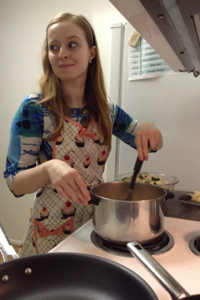 Cooking with Catherine: Vegetarian Curry