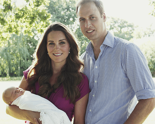 The Duke and Duchess of Cambridge Welcome Their First Child!