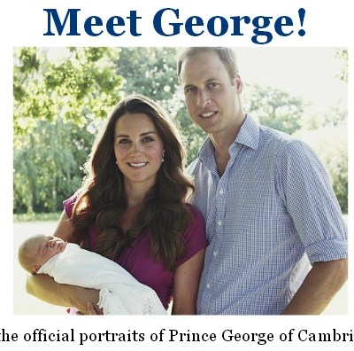 Prince George's Official Portraits
