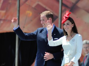 The Duke and Duchess of Cambridge are headed to NYC!