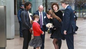 Kate attends Place2Be Forum