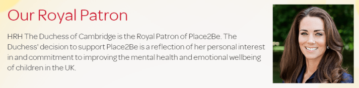 From the Place2Be website