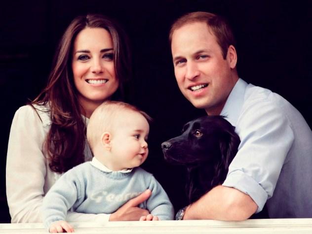 FAMILY CAMBRIDGE PORTRAIT