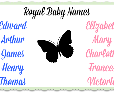 A Name for a Royal Baby
