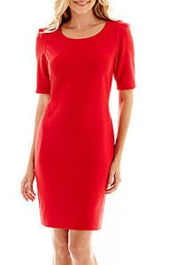 Get Kate's Red Shift Dress Look!
