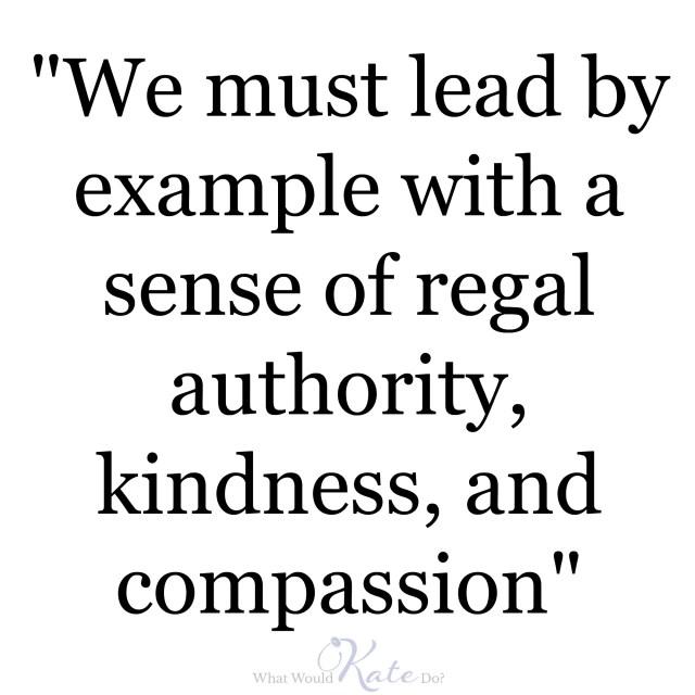 Regal Authority quote