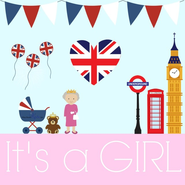 WWKD Royal Baby Announcement Girl 2015