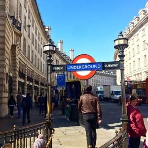 Shop Like The Duchess of Cambridge: Regent Street