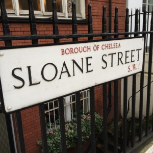 Shop Like The Duchess of Cambridge: Sloane Street